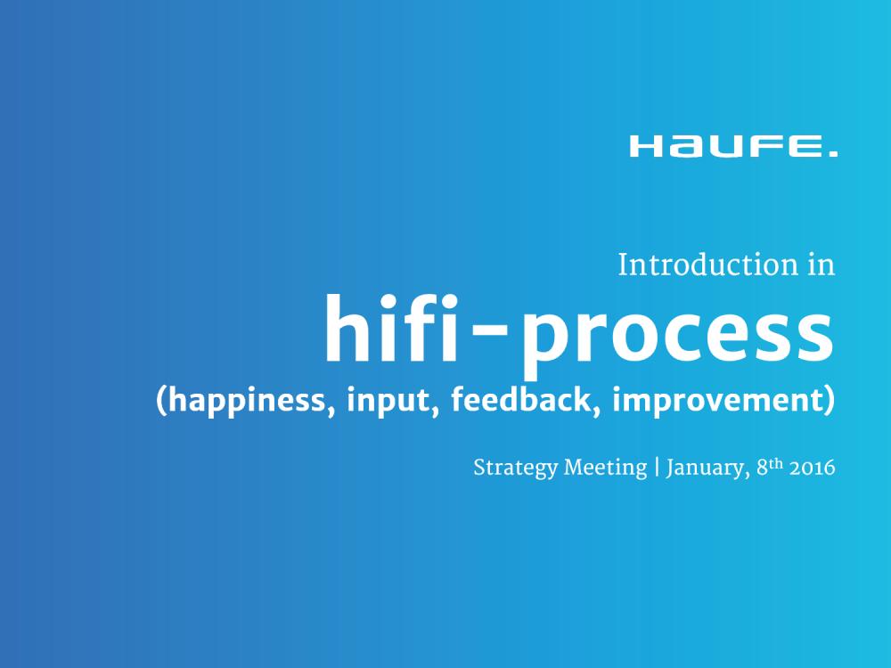 hifi process